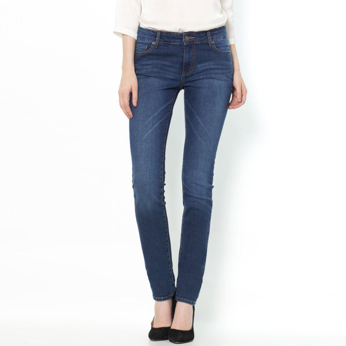 Je teste le jeans en stretch
