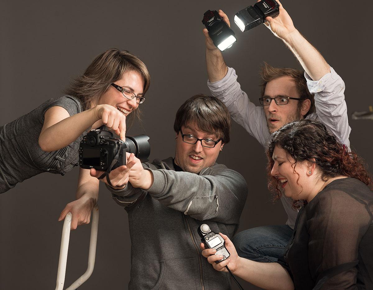 Devenir photographe : utilisez vos compétences