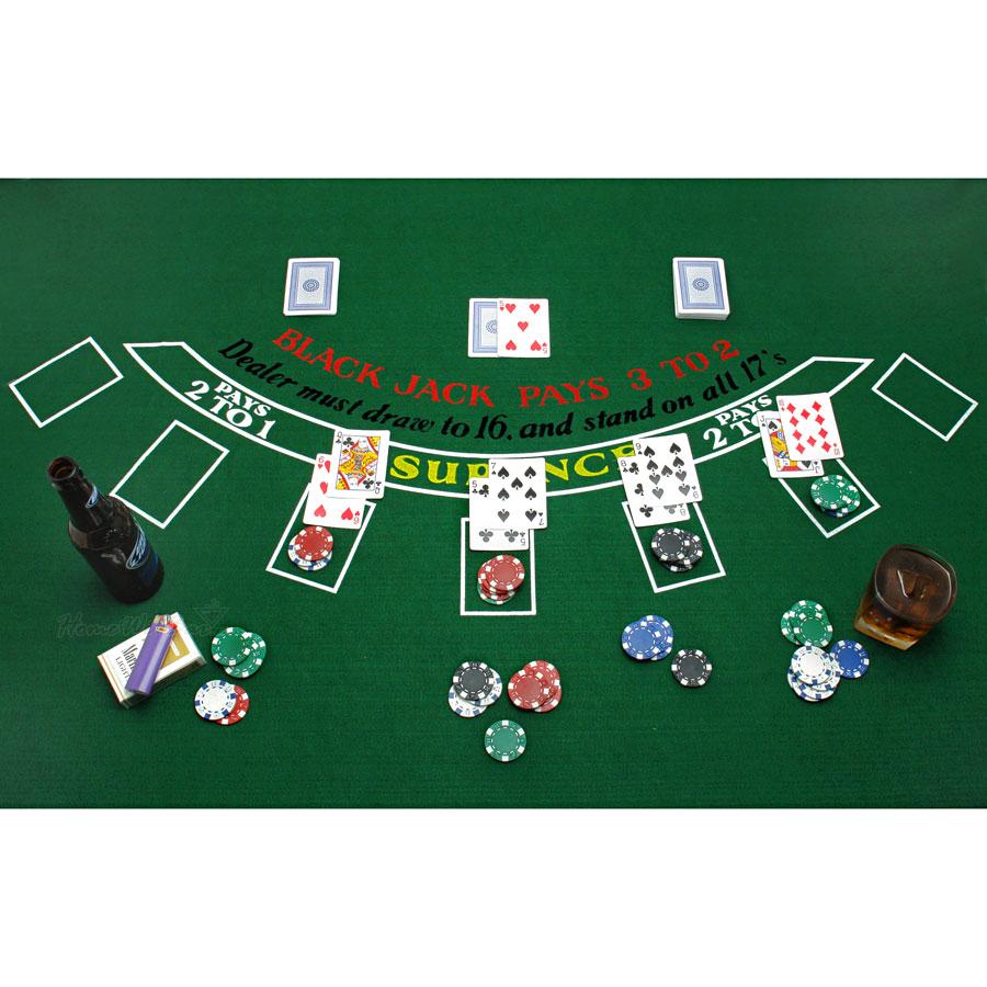 Blackjack : un jeu dont je ne me lasse pas