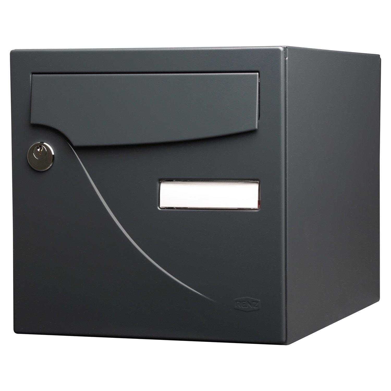 Plaque boite aux lettres : disponible sur internet