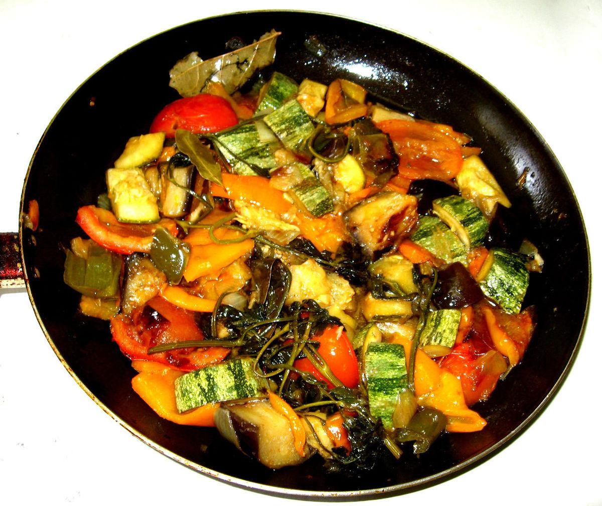 Ratatouille, un accompagnement parfait en cuisine