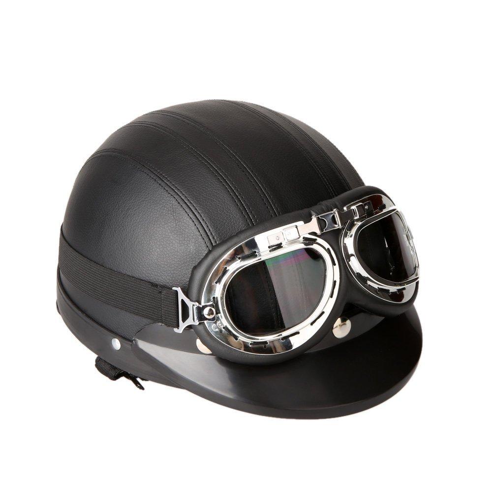 Acheter un casque de moto vintage dans une boutique spécialisée