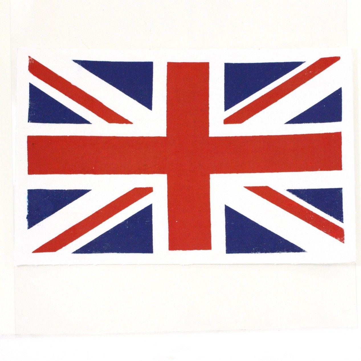 Comment dessiner le drapeau anglais - Drapeau anglais et rouge ...